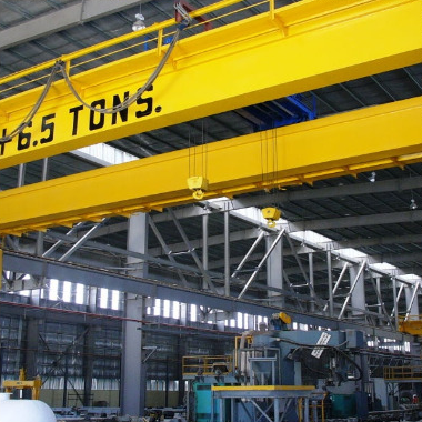 Installation of Overhead Cranes