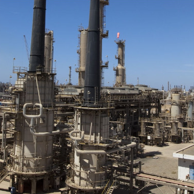 Replace Auxiliary Control Systems At Yanbu Refinery