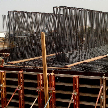 Installation of Shredder Line at Al-Rajhi Steel Plant in Jeddah