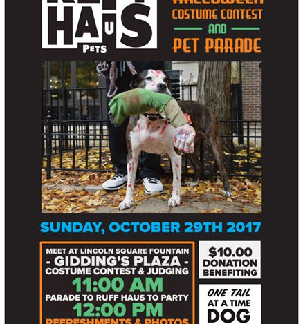 Halloween Costume Contest & Pet Parade