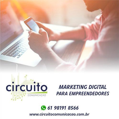 Marketing Digital p/ Empreendedores+1 mês Consultoria Personalizada em 10X