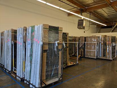 Advancer Inc. Warehouse