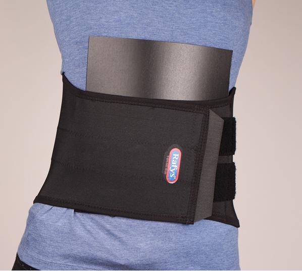 Low back brace compleet anatomisch + leer