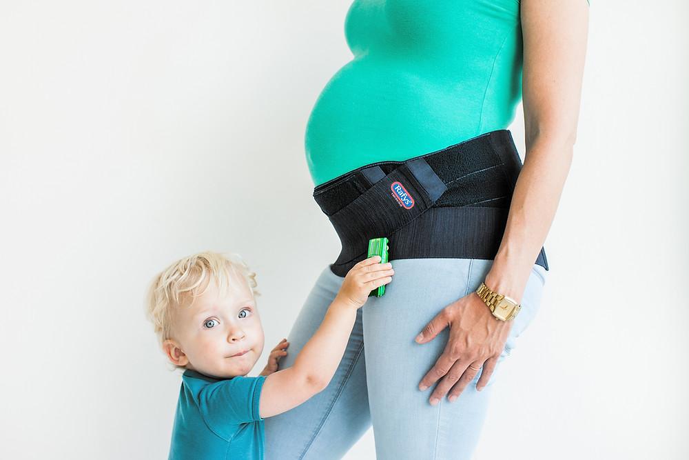 SI/SDA Zwangerschapsbrace Meegroei