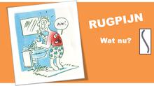 BLESSURE: rugpijn (lumbago, hernia)...hoe aanpakken?
