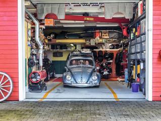 Garasjeplass