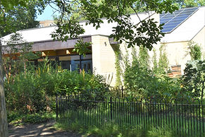 Community Centre and Community Garden July 21.JPG