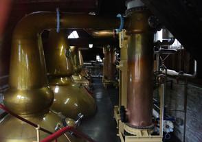 Strathisla Distillery, Speyside, Keith