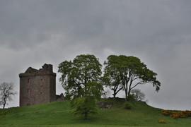 Balvaird Castle, Perthshire, Historic Scotland