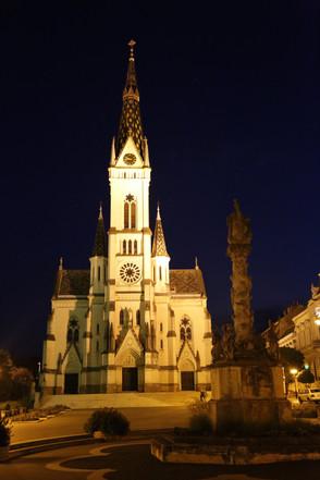 Kőszeg, Ungarn