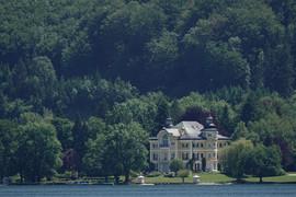 Attersee, Salzkammergut, Österreich, See, Tauchen, Segeln, Angeln, Gletscherrandsee, Schifffahrt