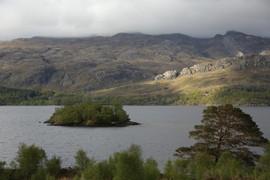 Loch Maree, Wester Ross, Northwest Highlands