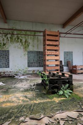 Die ehemalige Porzellanfabrik 45