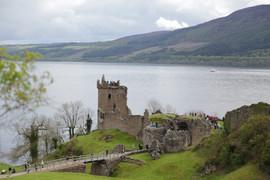 Urquhart Caste, Loch Ness