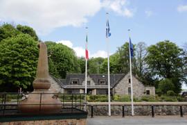 The Glen Grant Distillery & Gardens