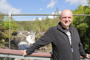 Rogie Falls, Ross-Shire