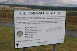 The Commando Memorial, Spean Bridge