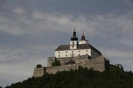 Burg Furchtenstein, Burgenland, Österreich