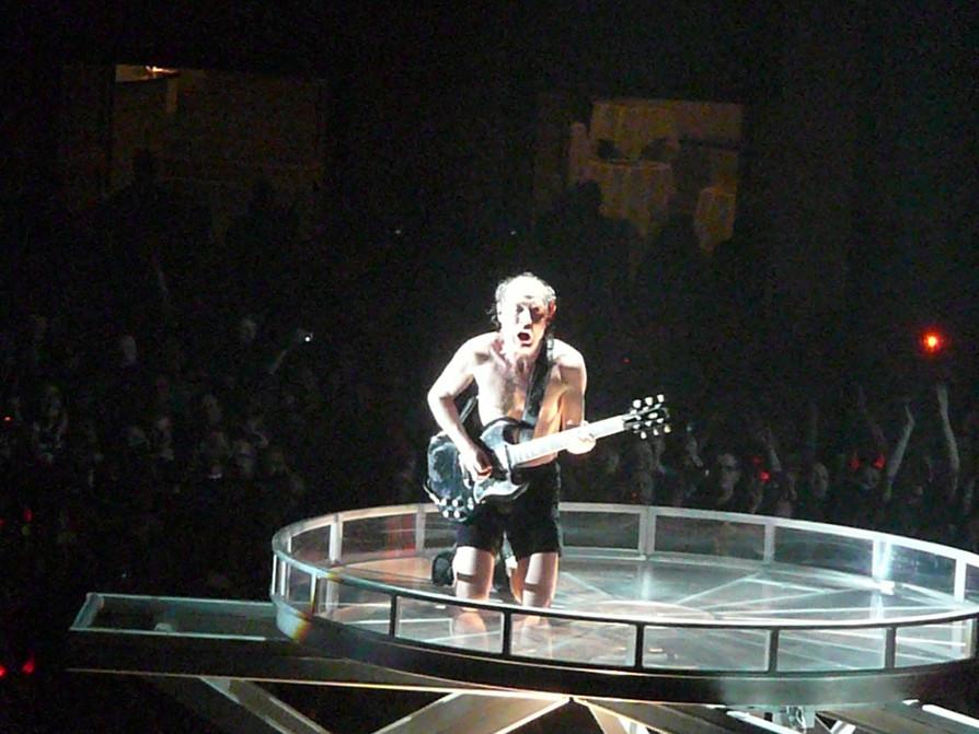 AC/DC, Black Ice Tour, 2009, Festhalle, Frankfurt
