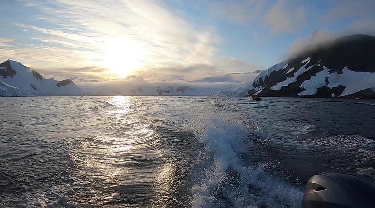 Sunrise Cruise - Graham Passage