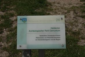 Park Carnumtum