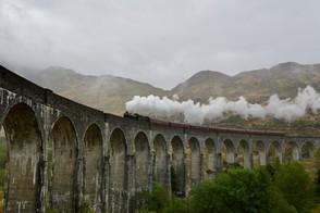 Glenfinnan Viaduct, The Jacobite, Harry Potter, Hogwarts Express