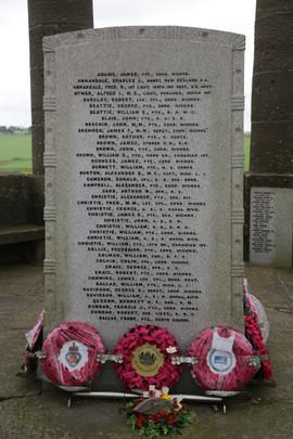 War Memorial, Stonehaven, Aberdeenshire