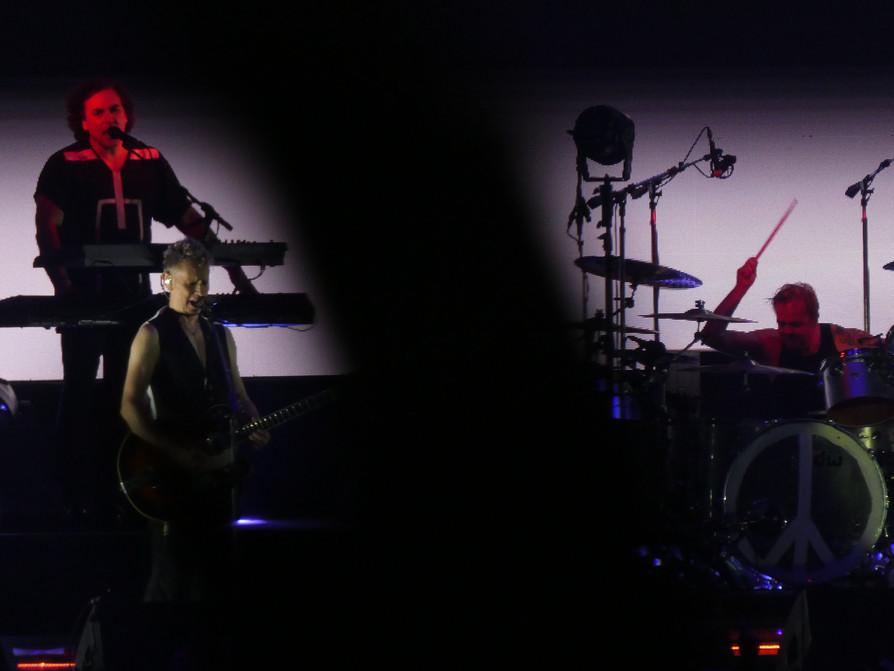 Depeche Mode, Barcelona, 2017