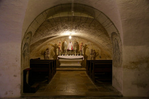 Pfarr- und Wallfahrtskirche hl. Nikolaus, Lockenhaus, Burgenland, Österreich