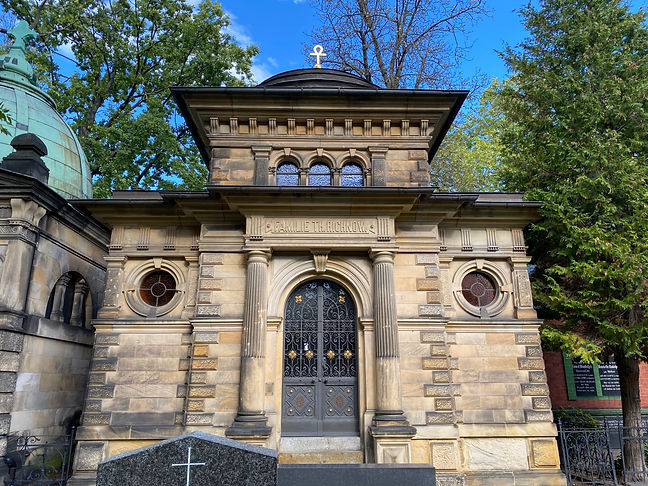 Berlin, Ev. Friedhof Alt-Schöneberg