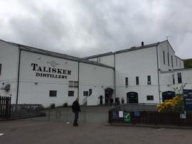 Talisker Destillery, Isle of Skye