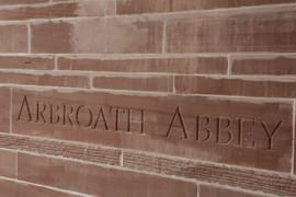 Arbroath Abbey and Cemetery, Angus