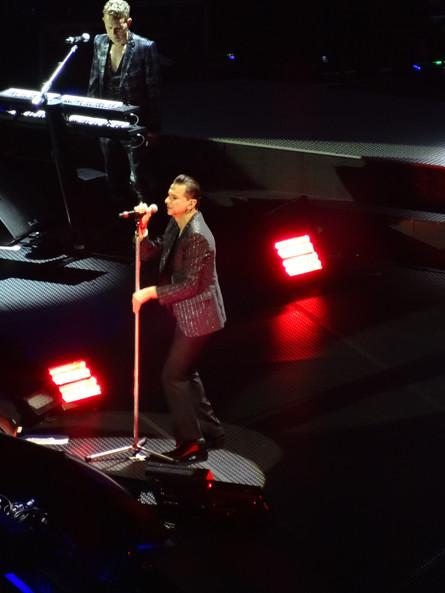 Depeche Mode, Glasgow, 2013