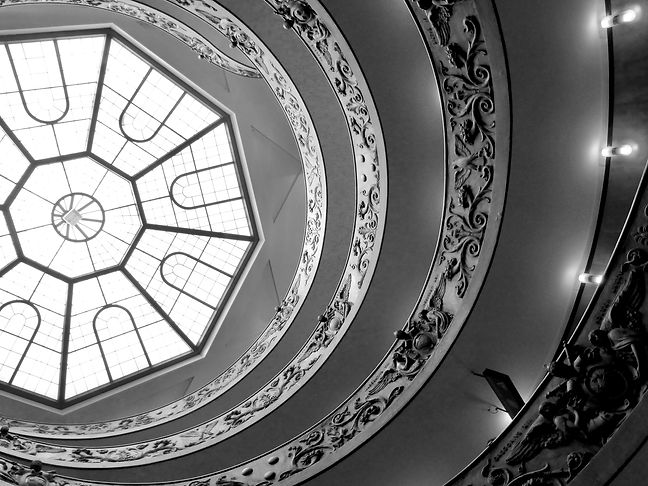Rom, Die Vatikanischen Museen / Musei Vaticani