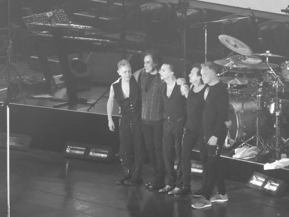 Depeche Mode, Wien, 2018