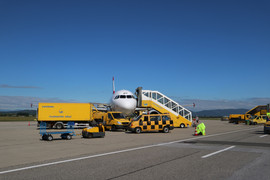 Flughafen Graz Steiermark