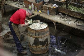 Speyside Cooperage, From Acorn to Cask