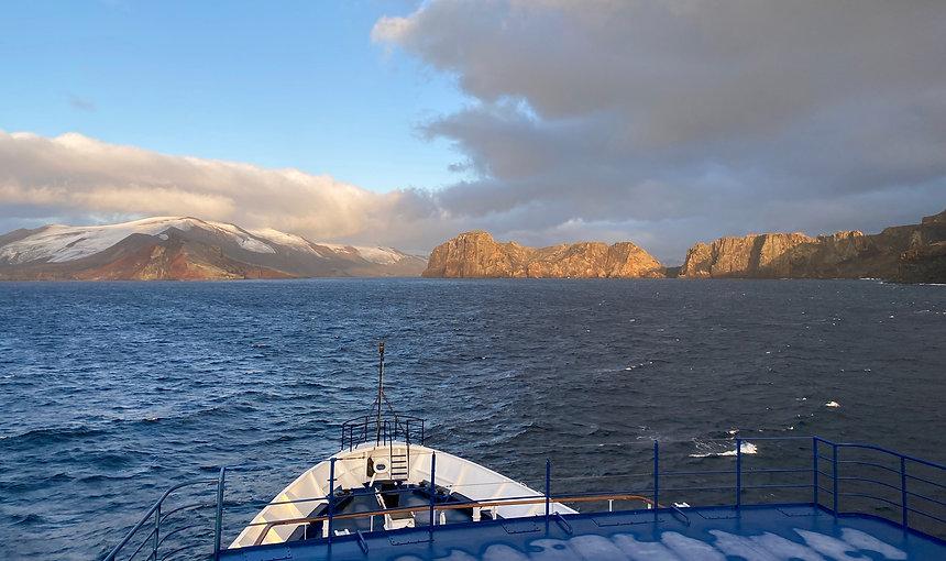 Neptun's Bellow, Deception Island, South Shetland Archipelago