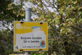Burgruine Dürnstein, Wachau, Österreich
