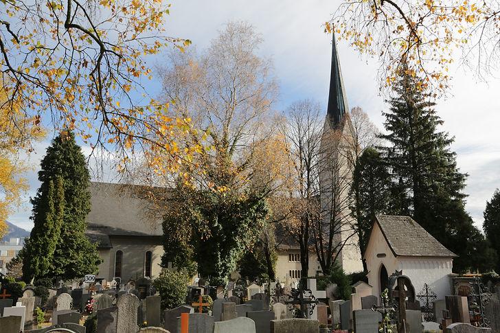 Salzburg Maxglan Friedhof