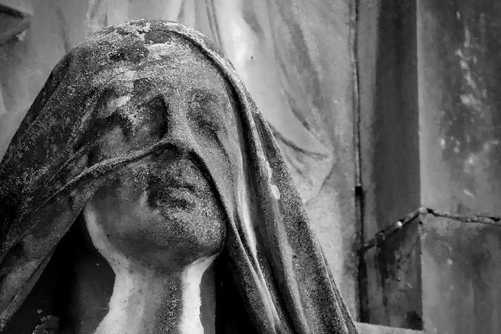 Bilbao Friedhof Derio