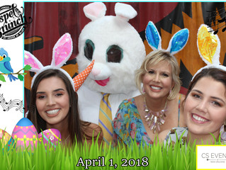 Save on Easter Photo Booths