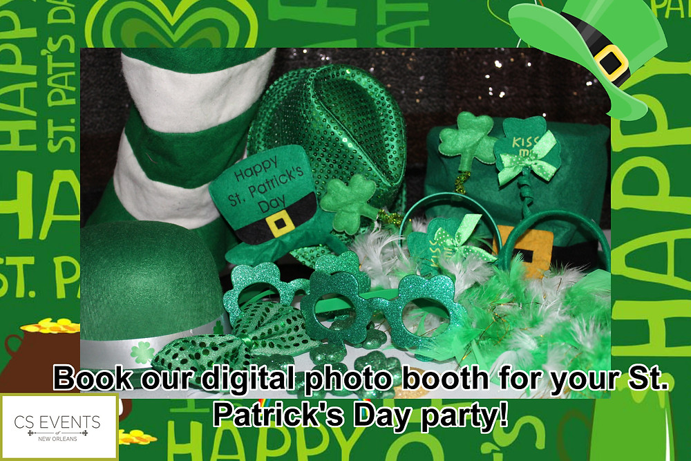 St. Patrick's Day Props