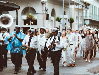 A New Orleans Wedding Experience