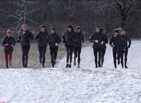 Video del Campeonato Americano Universitario de Cross Country #ncaa