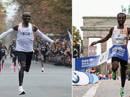 Bekele vuela en el Medio Maratón de Londres 2020 (video)