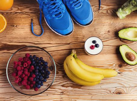 La importancia de la nutrición en corredores.