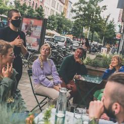 Vegan Food Tour Antwerp