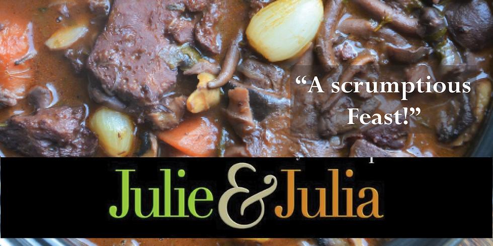TRY OUT*Cook the Film Workshop: Julie & Julia