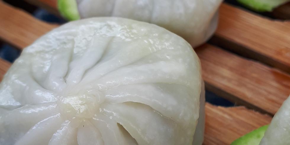 Asian Vegan Food Tour